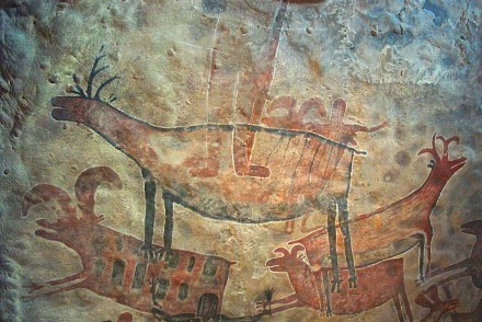 cave-paintig-490205_1280